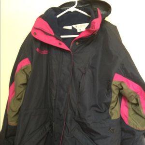Columbia Women's ski jacket women's large